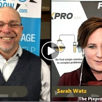 My Interview with Sarah Watz from PixPro Labs