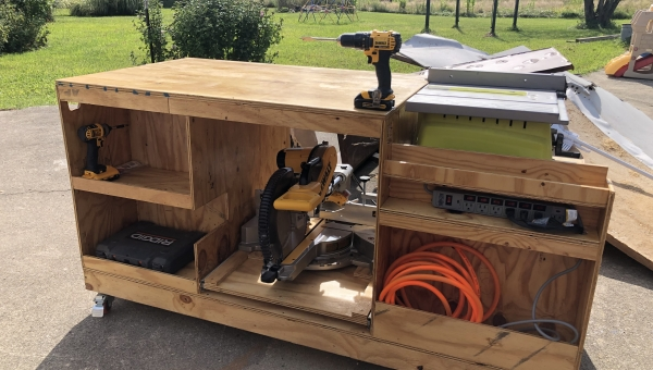One Minute Workbench Build