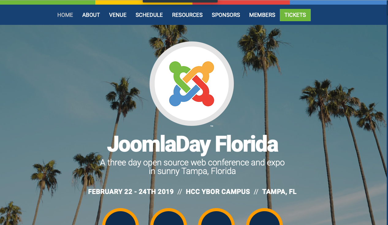 JoomlaDay Florida Mastermind Session