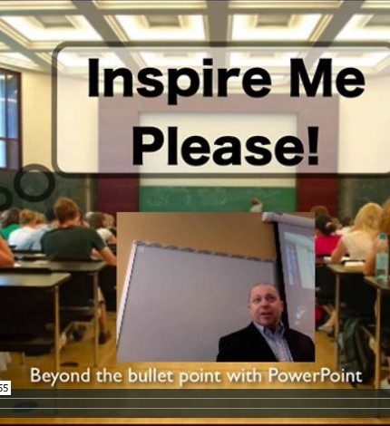 Inspire Me Please - Beyond the Bullet Point