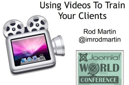 Training Your Clients with Video