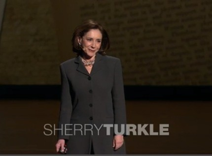 Connected but Alone - Sherry Turkle
